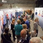 First exhibition