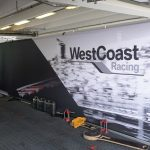 Stage for WestCoast Racing